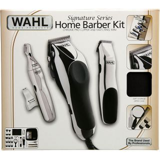 Wahl Signature Series 30 piece Home Barber Kit