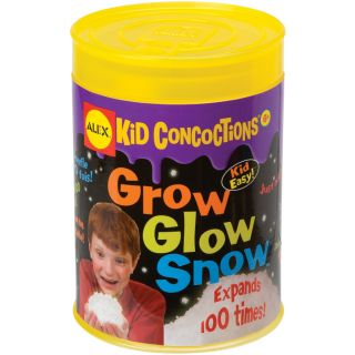 Alex Toys Grow Glow Snow Kit