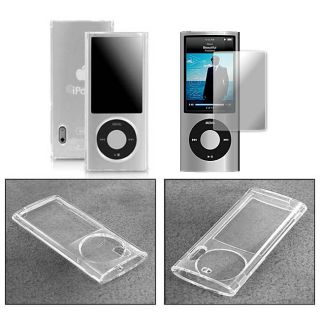 Apple iPod Nano 5th Generation Protector Case with Screen Protector