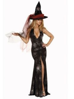 Seductive Witch Costume Gown Dress   LARGE Clothing