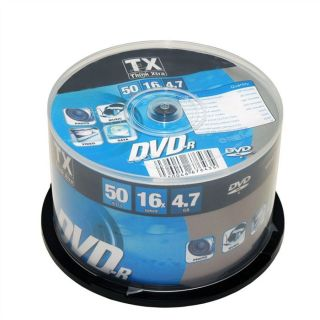 TX DVD R 16x   Achat / Vente CD   DVD   BLU RAY VIERGE TX DVD R 16x