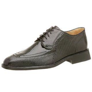 Belvedere Mens Pilota Oxford,Black,11 M Shoes