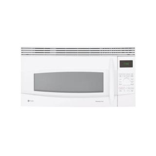 GE Profile Spacemaker Series JVM1790WK 30 White 1.7 cu ft Over the