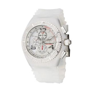 TechnoMarine Mens Cruise Original Stainless Steel Quartz Watch