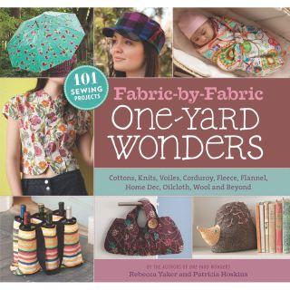 Storey Publishing Fabric By Fabric One Yard Wonders