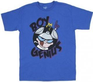 Boy Genius   Dexters Laboratory T shirt Clothing