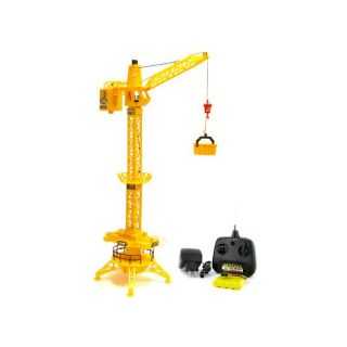 Construction Tower Crane Electric RTR RC