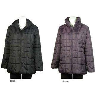 New Women Designs Womens Puffy Coat