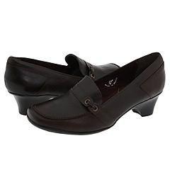 Lassen Tamara Brown Leather Pumps/Heels
