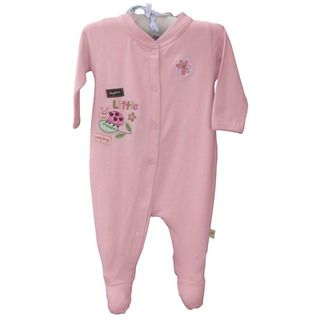 Organically Grown® Infant Little Pink Ladybug Organic Cotton