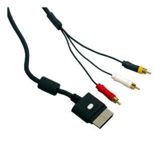 Microsoft XBOX 360 Composite Audio/Video Cable (Refurbished