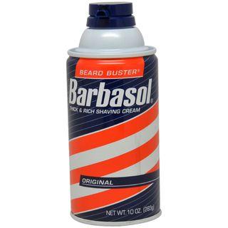 Barbasol Original Thick & Rich 10 ounce Shaving Cream