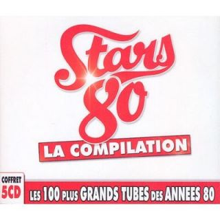 STARS 80   Compilation   Achat CD COMPILATION pas cher