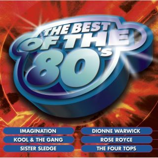 BEST OF THE 80S   Achat CD COMPILATION pas cher