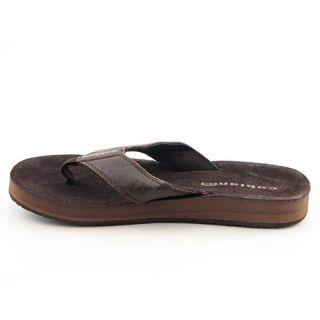 COBIAN Womens Puerto Brown Sandals & Flip Flops