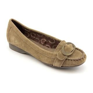 Dr. Scholls Womens Trina Leather Casual Shoes