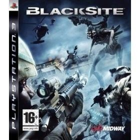 51 / JEU CONSOLE PS3   Achat / Vente PLAYSTATION 3 BLACKSITE AREA 51
