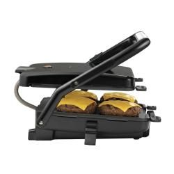 Hamilton Beach 25451 Indoor Grill with 85 inch Nonstick Cooking
