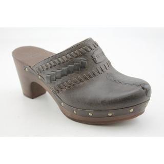 Ugg Australia Womens Vivica Leather Dress Shoes (Size 10