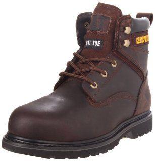 Caterpillar Mens Rangler MR 6 ST Work Boot Shoes