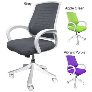 Comfort Products 60 5184 Iona Mesh Adjustable Rolling Office Chair
