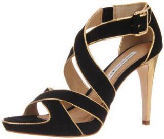 Diane von Furstenberg Womens Jodi Platform Sandal: Shoes