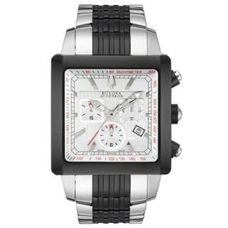 Bulova Accutron Mens Masella Stainless Steel Chronograph Watch
