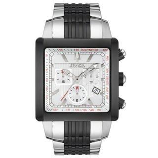 Bulova Accutron Mens Masella Stainless Steel Chronograph Watch