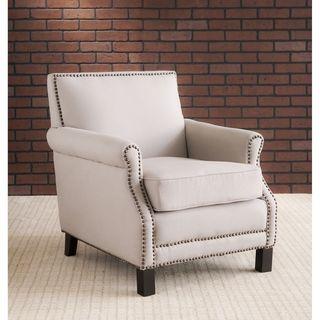 Mansfield Beige Club Chair