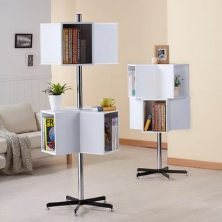Enitial Lab Vice Swivel Adjustable Tower/ Display Stand