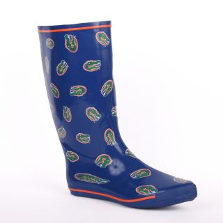 Florida Gators Womens Scattered Logo Rain Boots