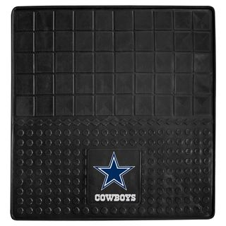 Fanmats Dallas Cowboys Heavy Duty Vinyl Cargo Mat