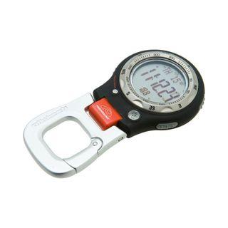 High Gear Altitech Black Altimeter Watch