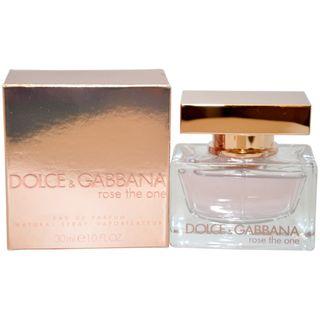 Dolce & Gabbana Rose The One Womens 1 ounce Eau De Parfum Spray