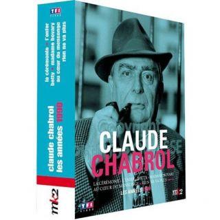 Claude Chabrol  les années 90 en DVD FILM pas cher