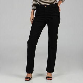 Womens Black Grace Jean Pants