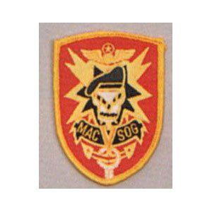 MAC SOG Vietnam Sew On Patch Clothing