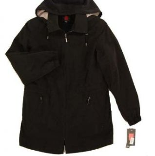 Gallery Petite Water Repellent Jacket Black PP Clothing