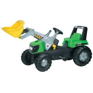 Tracteur à pédales Junior DEUTZ Agroplus 95 avec …   Achat / Vente