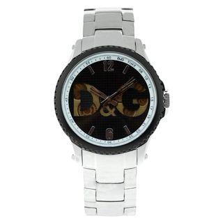 Dolce & Gabbana Womens Sestriere Stainless Steel Watch