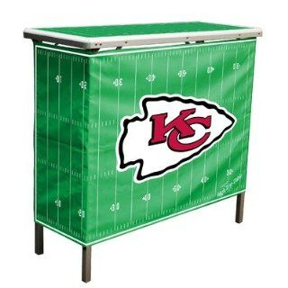 NFL Kansas City Chiefs Aluminum High Top Folding Tailgate