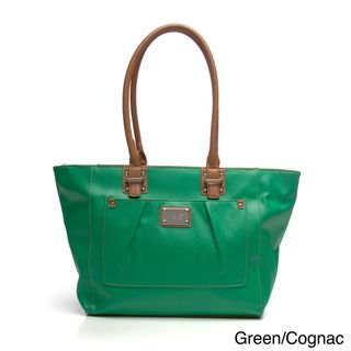 Nine West Modesto Faux Leather Tote