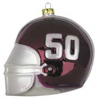 Alabama Crimson Tide Football Helmet Ornament Sports