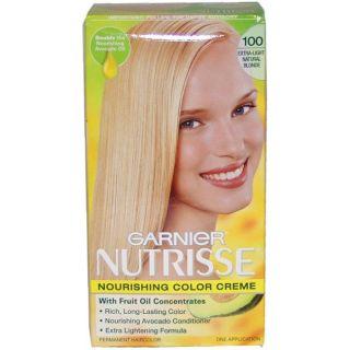 Nutrisee Extra Light Natural Blonde #100 Nourishing Color Creme