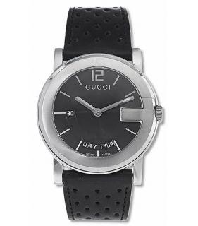 Gucci 101 Series Mens Black Dial Luxury Watch