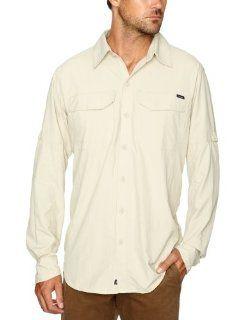 Columbia Mens Silver Ridge Long Sleeve Shirt Sports