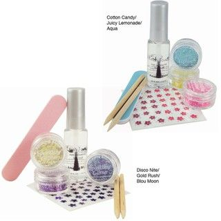 Amazing Shine Small Sparkling Nail Glitter Kit