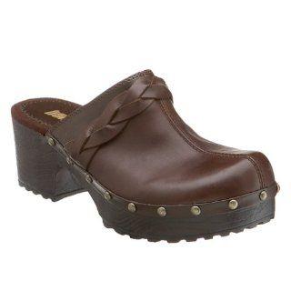 Bongo Womens Tiffany Clog,Caf?,6 M: Shoes