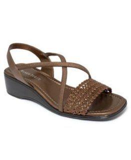 Karen Scott Keri Sandal Natural 6.5M Shoes