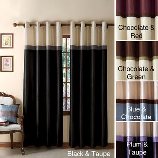 Westin Interlined Blackout Grommet 84 inch Curtain Panel